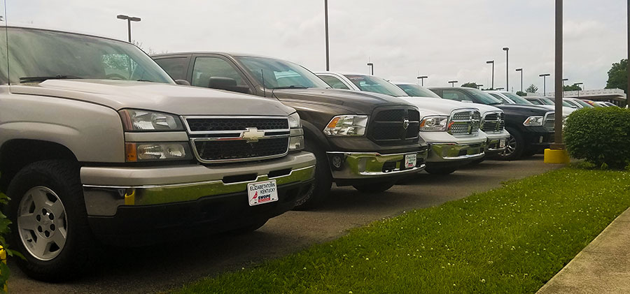 Used Cars Under $15,000