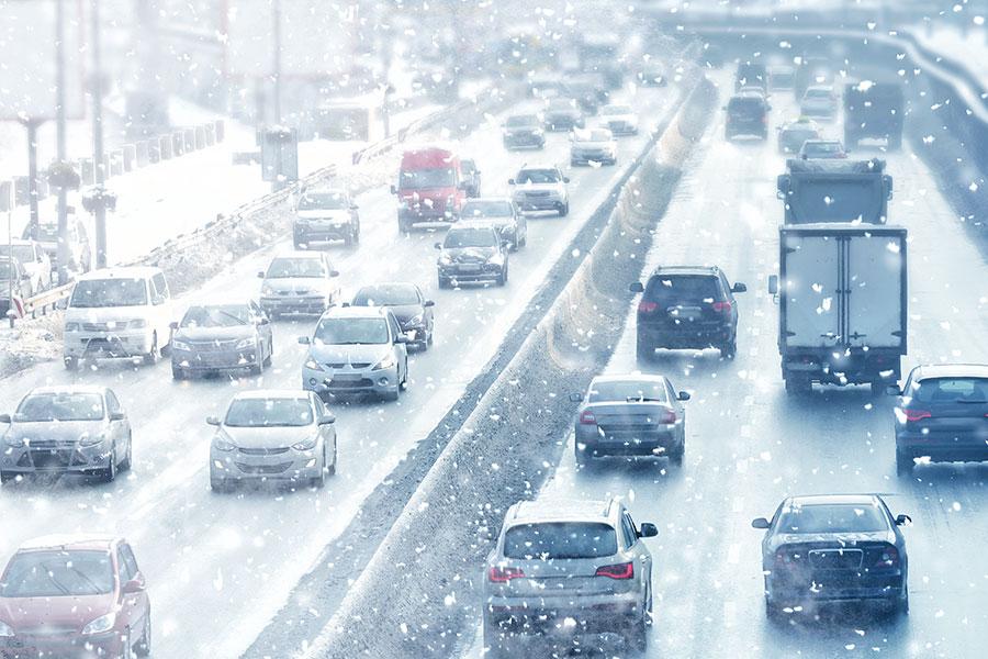 Snow Road Vehicles