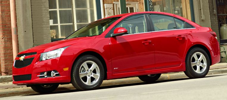 2014 Chevy Cruze NJ