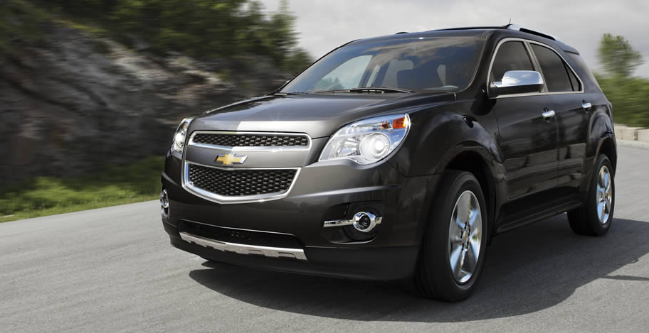 2014 Chevrolet Equinox NJ