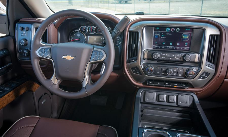 2014 Chevy Silverado Reaper Interior NJ