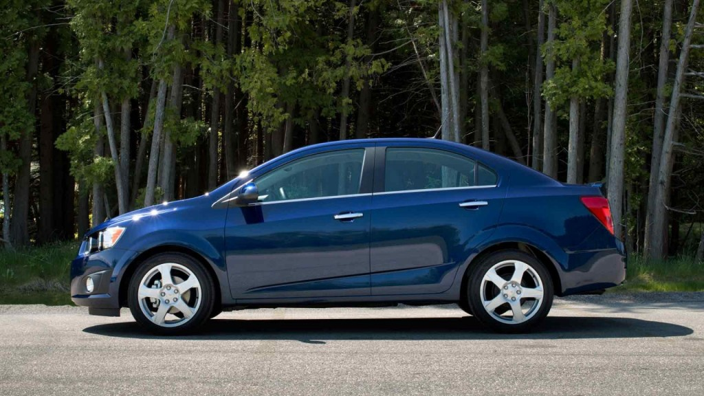 2014 Chevy Sonic NJ