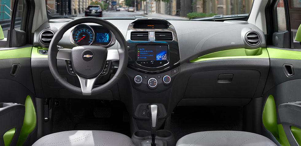 2014 Spark Vs Nissan Versa Burlington Chevrolet