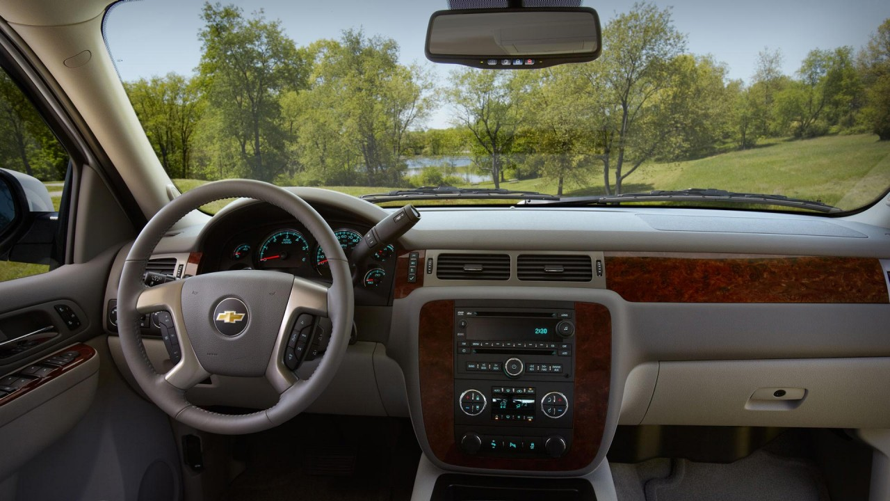Charming 2014 Chevy Tahoe Interior Nice Design