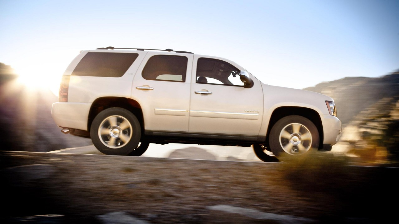 2014 Chevy Tahoe New Jersey