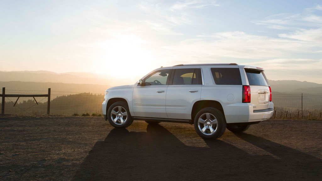 2015 Chevrolet Tahoe Burlington NJ