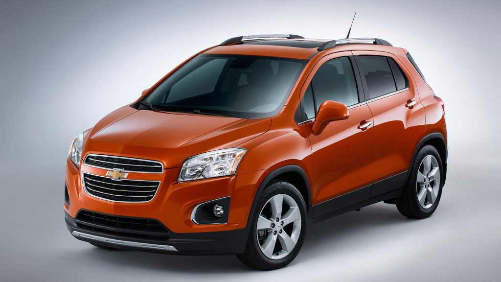 2015 Chevy Trax New Jersey