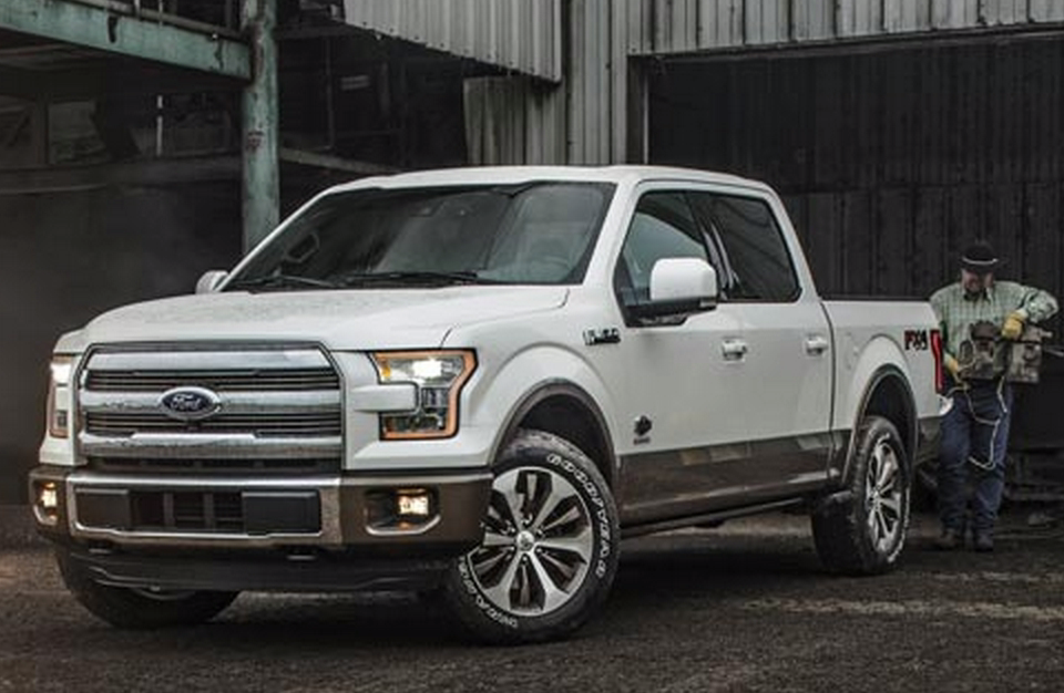2015 trucks comparison of towing capacities autos post. Black Bedroom Furniture Sets. Home Design Ideas