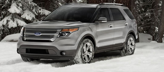 Used 2015 Ford Explorer Intelligent 4WD