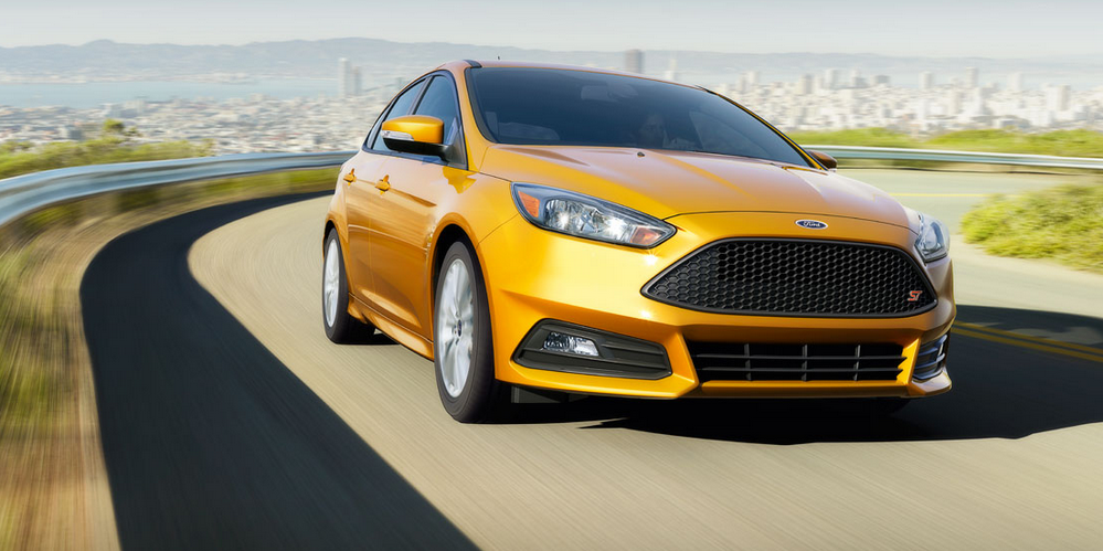 2014 Ford Focus NJ