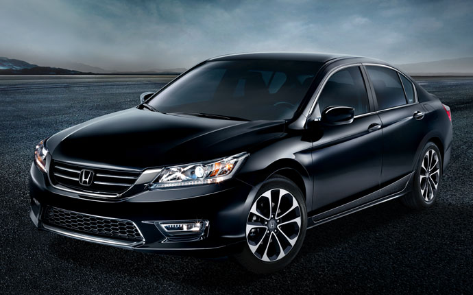 2014 Honda Accord Sedan Sport NJ