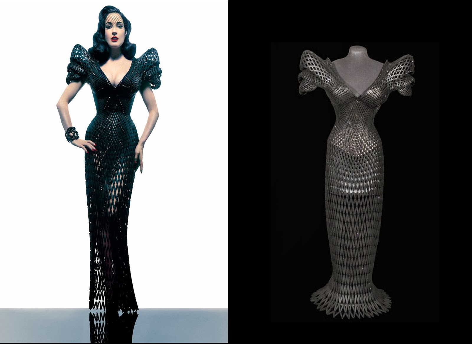 3D printing in the Fashion industry