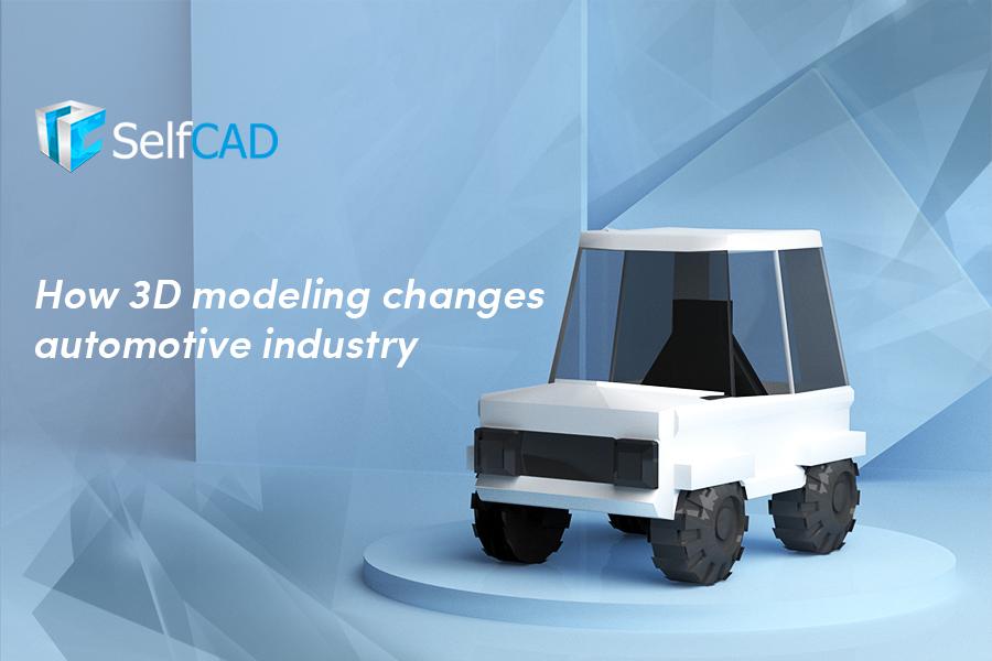 3D CAD Software | Sculpting | Slicer | SelfCAD | 3D Blog