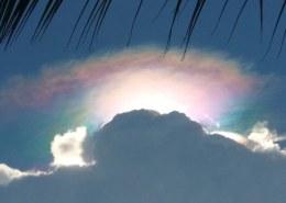 Mây ngũ sắc là gì? Mây ngũ sắc xuất hiện khi nào?