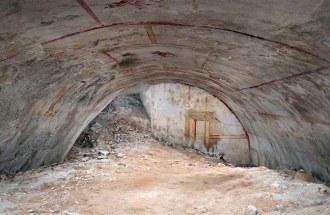 Phát hiện căn phòng bí ẩn bên trong cung điện ngầm của bạo chúa Nero