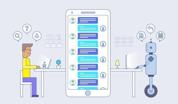 Quy trình Chatbot dùng để giao tiếp với con người là gì?