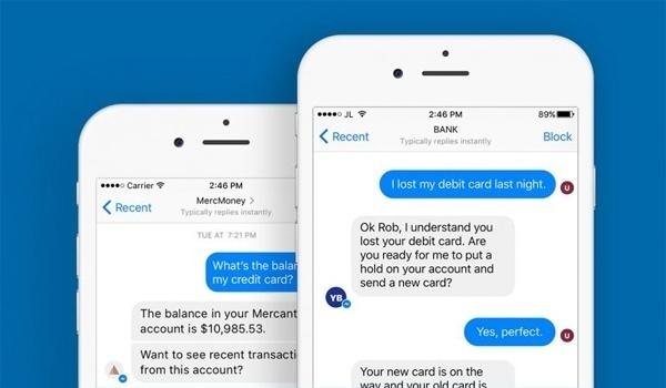Chatbot được ứng dụng rất nhiều trong công việc kinh doanh là những công việc gì?