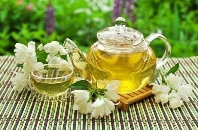 Top 10 lợi ích cực tốt khi uống trà hoa nhài