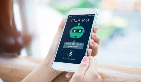 Chatbot là 1 công cụ ứng dụng công nghệ AI để tương tác với con người