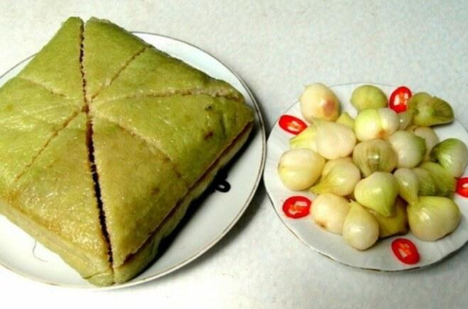 Top 10 món ăn cổ truyền ngày tết ở Miền Bắc