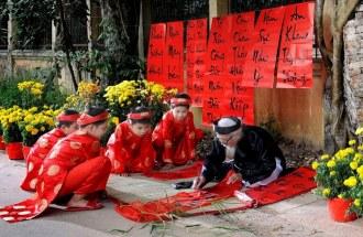 Top 10 phong tục cổ truyền ngày Tết của người Việt