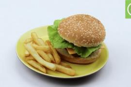 Cách làm bánh mì hamburger