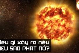 Đại Thảm Họa Sẽ Xảy Ra Nếu SIÊU SAO Betelgeuse Phát Nổ Trong Vũ trụ?