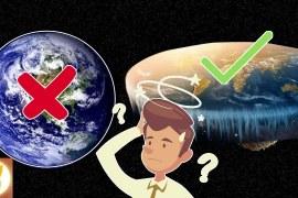 Giả thiết Trái Đất hình cầu là SAI? – Bạn có tin rằng chúng ta đang sống trên một MẶT PHẲNG?