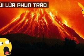 Sẽ NTN Nếu Tất Cả Núi Lửa Trên Trái Đất Cùng Phun Trào? – Ngày Tận Thế của Trái Đất