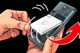 Tại sao điện thoại không còn sử dụng pin rời