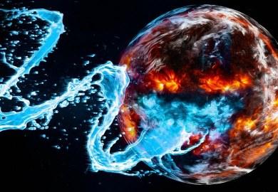 Trái đất đã nuốt chửng đại dương như thế nào