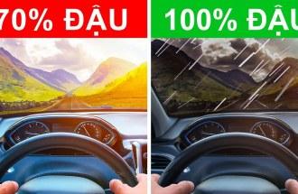 30 cách để vượt qua bài kiểm tra lái xe của bạn dễ dàng