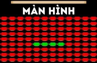 Chỗ ngồi trong rạp chiếu phim