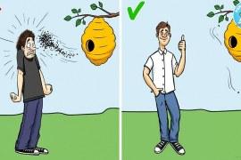 Cách SỐNG SÓT khi bị ĐỘNG BẬT HOANG DÃ TẤN CÔNG cực hữu ích   Kỹ năng sinh tồn ???? Xem Gì Khoa Học