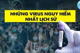 Đừng Bỏ Lỡ TOP 10 loại VIRUS NGUY HIỂM NHẤT trên TRÁI ĐẤT mà BẠN CÓ THỂ BỊ GIẾT ???? Xem Gì Khoa Học