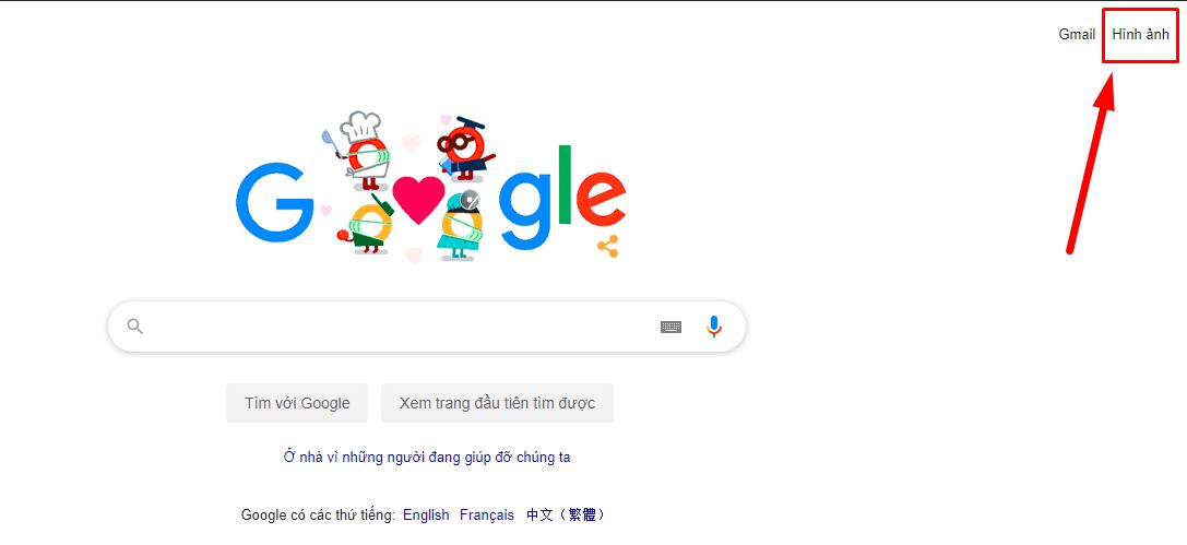 Cách để Tìm kiếm bằng Hình ảnh trên Google
