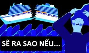 Điều Gì Sẽ Xảy Ra Nếu Động Cơ Của Tàu Bị Hỏng Trên Biển