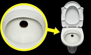 Tại Sao Bồn Toilet Không Có Lỗ Chống Tràn