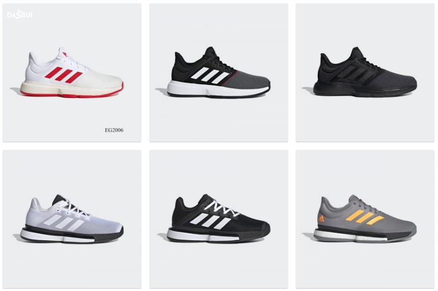 Top 5 mẫu giày Tennis Adidas giá dưới 2 triệu