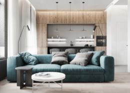 Cho em tham khảo vài mẫu thiết kế nội thất đẹp năm 2020