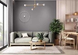 Những xu hướng thiết kế nội thất nào sẽ phát triển trong năm 2021 dành cho phòng khách?