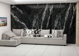 Các mẫu đá tự nhiên nào thường dùng trong các thiết kế nội thất đẹp?