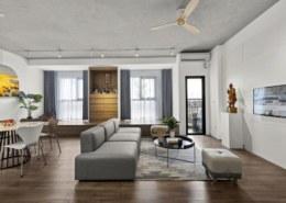 Đơn vị nào thiết kế thi công nội thất chung cư uy tín tại tphcm?