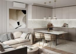 Màu nào sẽ là xu hướng trong các thiết kế nội thất biệt thự?
