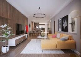 Có cần thuê đơn vị thi công thiết kế nội thất chung cư trọn gói?