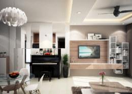 Lợi ích, vai trò khi thiết kế nội thất chung cư trọn gói là gì?