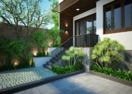 Những loại cây phong thủy nào phù hợp trồng trước sân nhà?
