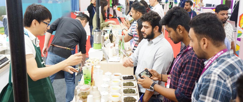 Taiwan Expo in India Mumbai