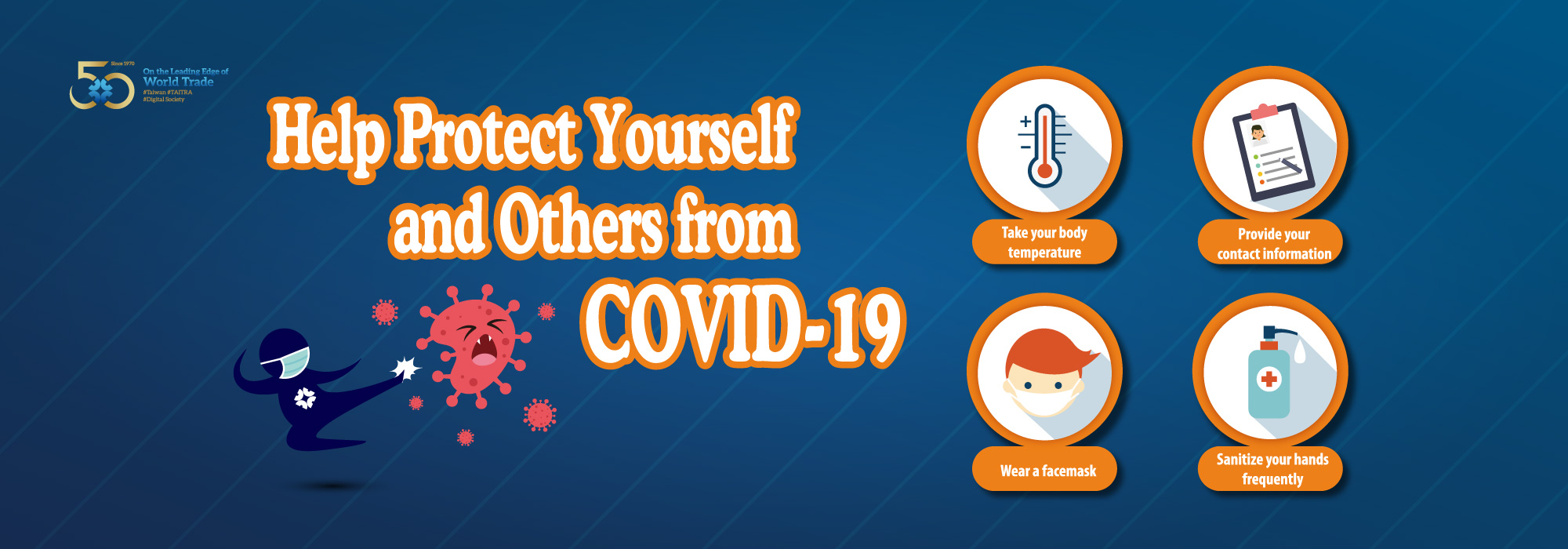 Help Protect Yourself and Others from COVID-19