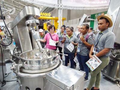 台北國際食品加工機械展&臺灣國際生技製藥設備展